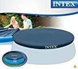Intex 8-Foot Round Easy Set Pool Cover