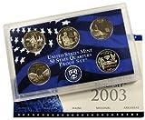 2003 united states mint proof set - 2003 S 50 State Quarters Proof Set Brilliant Uncirculated Proof