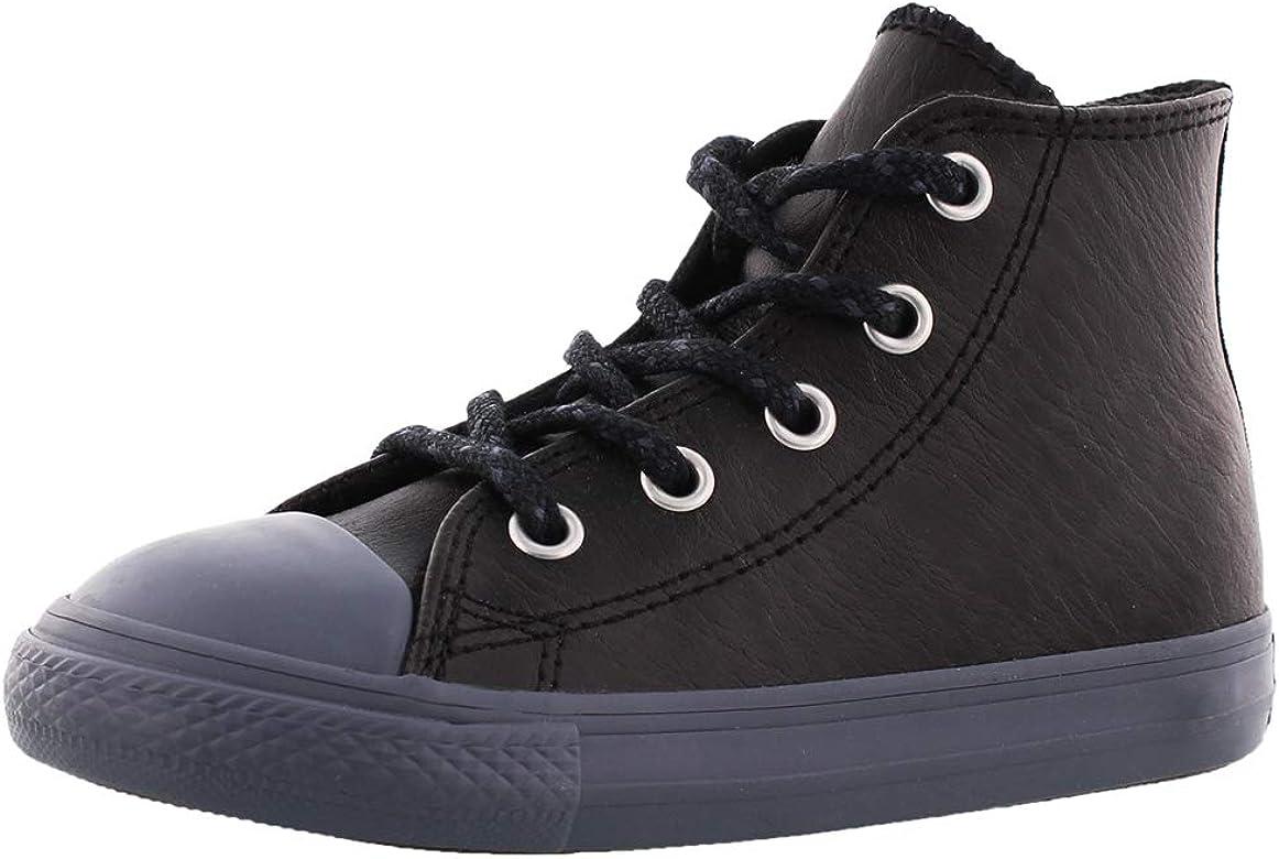 e2a2da906a247 Amazon.com | Converse Kids Chuck Taylor All Star Leather Thermal ...