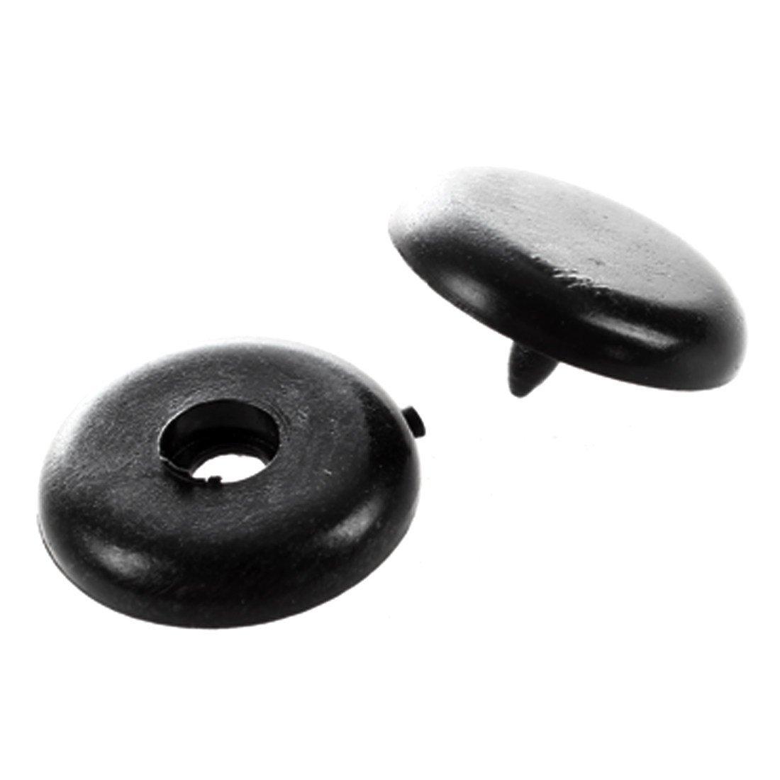 XZANTE 10X Clips de Boucle de Ceinture de S/écurit/é Dispositif de Retenue Bouton de Ceinture de S/écurit/é pour Camion de Voiture SUV Gris