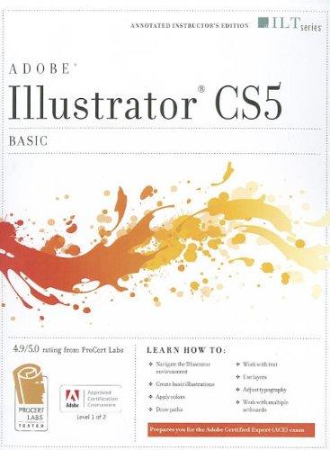 Illustrator CS5 Instructor's Guide: Basic: Ace
