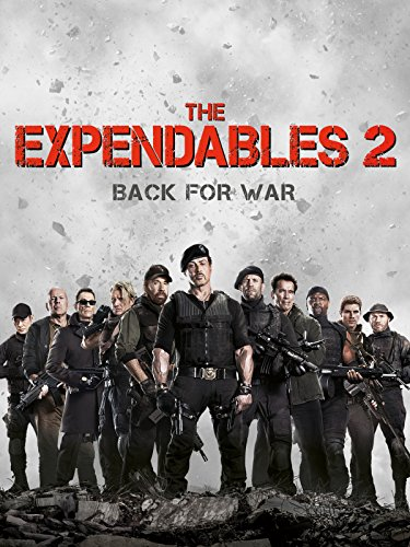 The Expendables 2 Film