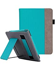 WALNEW Case for Kindle Paperwhite 10th Generation 2018 (Model No.PQ94WIF) - Auto Sleep/Wake Smart Stand Cover with Hand Strap for Kindle Paperwhite 10th Gen