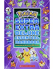 Super Extra Deluxe Essential Handbook: The Need-To-Know STATS and Facts on Over 875 Characters