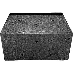 BARSKA AX12476 Quick Access Keypad Biometric Fingerprint Security Safe Box 0.46 Cubic Ft