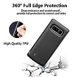 REDGO Galaxy Note 8 Battery Case