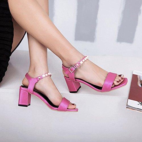 Sandali Con Cinturino Alla Caviglia Con Cinturino Alla Caviglia Per Donna Open Fit A Metà Punta