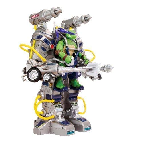 Playmates Teenage Mutant Ninja Turtles Deluxe Shell-Shifter - Don