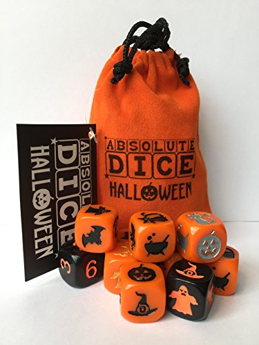 (ABSOLUTE DICE Halloween)