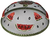 Woodard & Charles Round Watermelon Food Domes, 14-Inch
