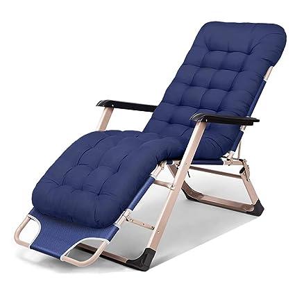 Amazon.com: YXX - Silla reclinable plegable para jardín de ...
