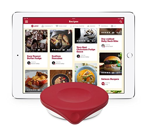 drop-kitchen-non-slip-silicone-connected-kitchen-scale-and-interactive-recipe-app