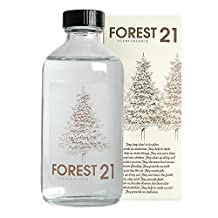 OBLISS Forest 21 Reed Diffuser, Fragrant Elegance and Highest Quality, Lotus Bamboo, 230 ml