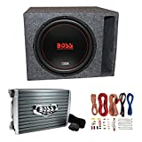 """Best BOSS 12 Subwoofers - Boss Chaos Exxtreme 12"""" 1200W 4 Ohm Subwoofer Review"""