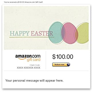 Amazon Gift Card - Email - Happy Easter (Easter Eggs) (B00BSXWP3I) | Amazon price tracker / tracking, Amazon price history charts, Amazon price watches, Amazon price drop alerts