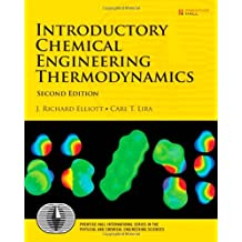 Introductory Chemical Engineering Thermodynamics (2nd Edition)