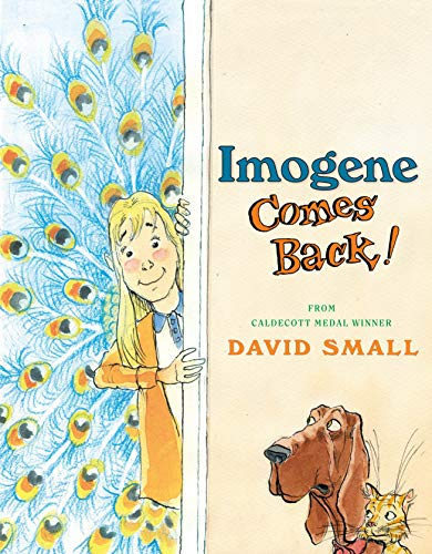 Book Cover: Imogene Comes Back!