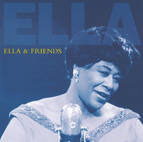 Ella Fitzgerald and Ink Spots - I'm Making Believe