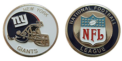 Collectible Challenge Coin- Logo Poker- Lucky Chip for Giants