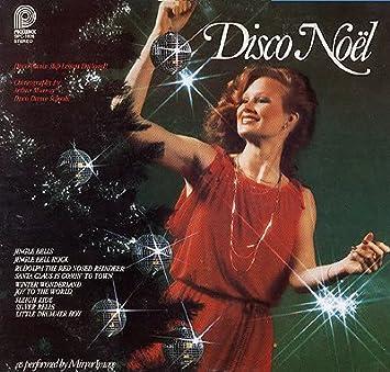 Various - Disco Noel, Christmas Disco Songs LP - Amazon.com Music