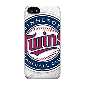 AlissaDubois iPhone 6 4.7 Perfect Hard Cell-phone Case Support Personal Customs Colorful Minnesota Twins Skin [foi2614OXWY]