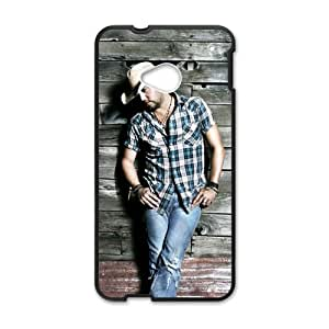 Jason Aldean Cell Phone Case for HTC One M7