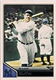 2011 Topps Lineage #100 Babe Ruth Yankees MLB Baseball Card NM-MT