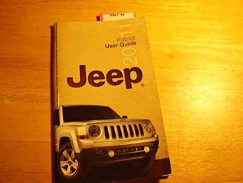 2011 jeep patriot owners manual jeep amazon com books rh amazon com 2010 Jeep Patriot Manual Online 2011 Jeep Patriot Engine