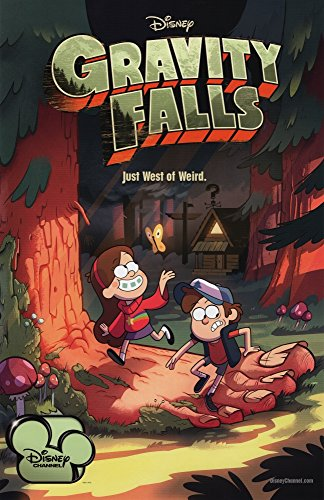 Gravity Falls - West of Weird Poster