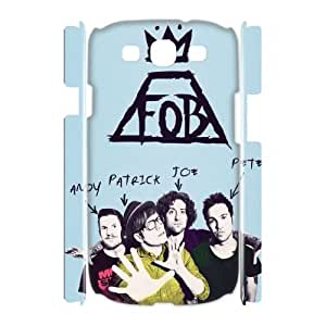 ZK-SXH - Fall out boy Diy 3D Cell Phone Case for Samsung Galaxy S3 I9300, Fall out boy Personalized 3D Cell Phone Case