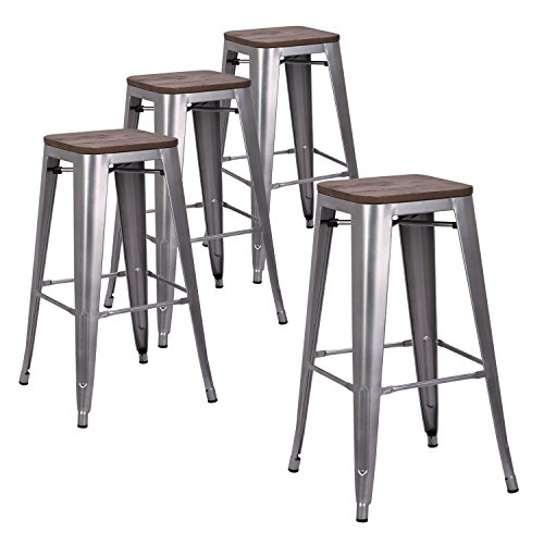 36 High Wooden Seat - LCH 30