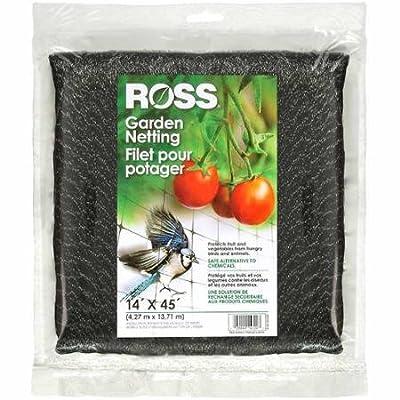 Ross Easy Gardener/Weedblock 14' x 45' Garden Netting