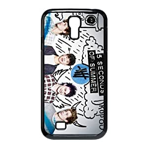 [MEIYING DIY CASE] For SamSung Galaxy S4 Case -5 Second of Summer - 5SOS-IKAI0446369