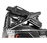 Orange Cycle Parts Armory X Rack Gun Case Rack for For Polaris Ranger (Full Size, Lock & Ride) and Bobcat Side by Side by Seizmik 07101