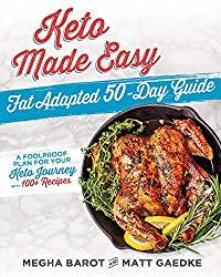 Image of the product Keto Made Easy: Fat that is listed on the catalogue brand of Victory Belt Publishing.