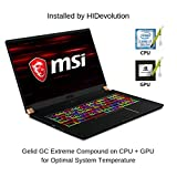 HIDevolution MSI GS75 8SF Stealth