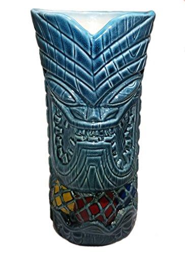 Lawai'a Fisherman Tiki Mug - Limited Edition Artist Mug