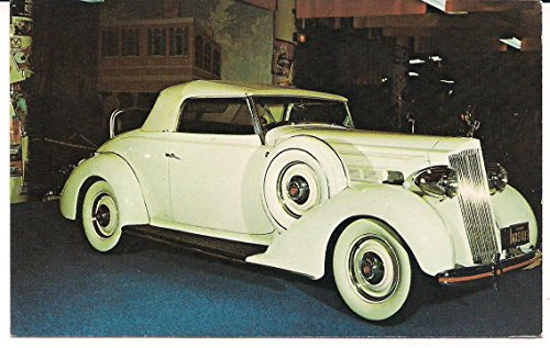 The Classic 1936 Packard Convertible Vintage Post ()