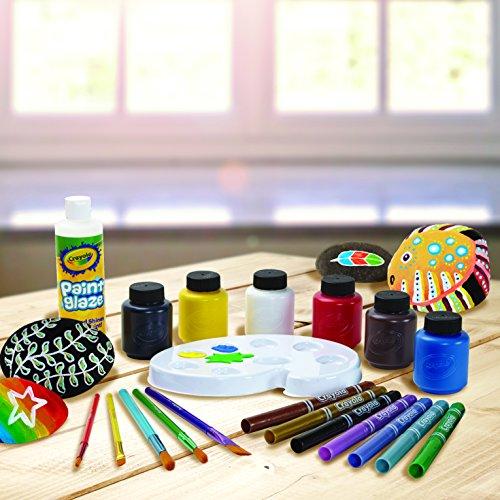 Crayola 락 그림 세트/Crayola Rock Painting Set