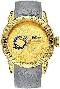 Biden Casual Watch For Men Analog Silicone - 0129