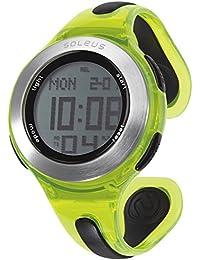 Women's SR017-052 Swift Digital Display Quartz Green Watch