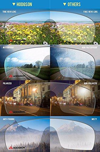 f4cc1da8e23 HODGSON Sports Polarized Sunglasses for Men or Women