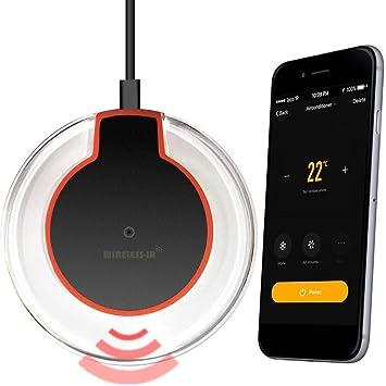 eWeLink WiFi-IR Remoto IR Control Hub Wi-Fi(2.4Ghz) Habilitado Infrarrojo Universal Mando a Distancia para Aire Acondicionado TV DVD Usando App Tuya Compatible con Alexa Google Home IFTTT (IR-DC6): Amazon.es: Electrónica