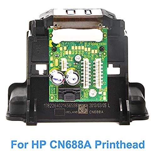 LIUSHUI 1Pcs Cabezal de Impresora de Tinta Cn688300 Cn688A Cn688 ...