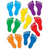 Teacher Created Resources 5115 Footprint Accents