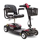 Go-Go Traveler Elite Plus 4-Wheel Pride Mobility Scooter SC54