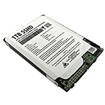 "WL 1TB 64MB Cache + 8GB NAND SATA III 6.0Gb/s 2.5"" 7mm Slim SSHD (Solid State Hybrid Drive) - For Laptop, MacBook, PS4/PS3"
