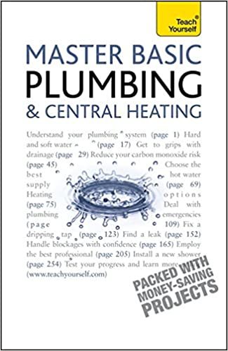Buy Master Basic Plumbing And Central Heating: A quick guide to ...