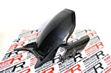 Ducati Hypermotard HM 796 1100 1100S S/EVO/SP Carbon Fiber Rear Fender Mudguard Hugger with Integrated Upper Chain Guard