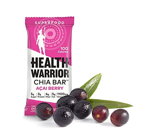 HEALTH WARRIOR Berry Gluten Count